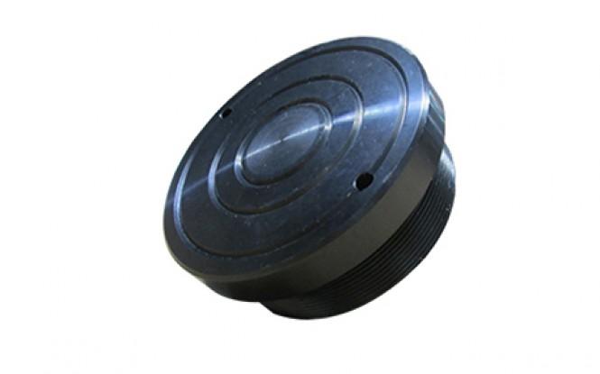 واسط رزوه ای جهت سطح اتکای جک هیدرولیکی Cylinder Saddles and Piston Rod Thread ساخت هایفورس انگلستان