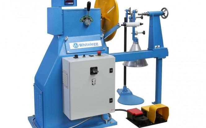 سیم پیچی آرمیچر مدل 3E Armature Winding Machineساخت وایتلگ انگلستان