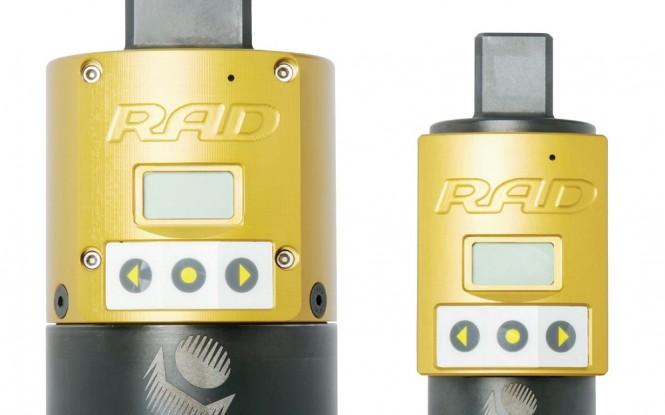 ست کالیبراسیون و ترنسدیوسر جهت آچارترکمتر و مولتی پلایرمدل RAD-1500 TRANSDUCER ساخت راد کانادا