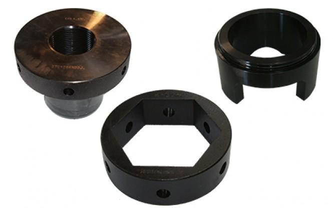 لوازم جانبی و متعلقات ماژولار بولت تنشنرهای هیدرولیکی فشارقوی مدل SBT-Components-Imperial ساخت هایفورس انگلستان