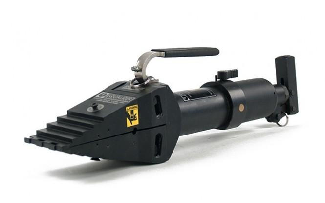 فلنج بازکن هیدرولیکی بازویی پمپ سرخود مدل SW14.5TI ساخت اکولایزر انگلستان