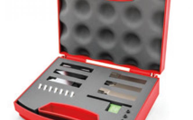 ابزارآلات جانبی و تجهیزات مرتبط با لوله بر و پخ زن مخصوص فک جدا مدل DynaPrep MDSF Split Frame Tooling ساخت وش آمریکا