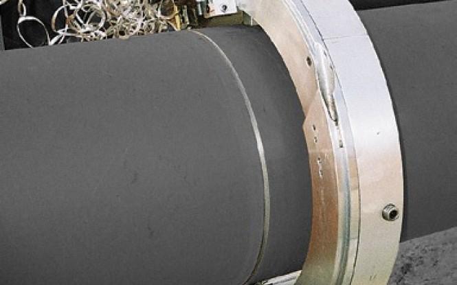 ابزارآلات جانبی و تجهیزات مرتبط با لوله بر و پخ زن مخصوص فک جدا مدل LCSF Low Clearance Split Frame Tooling ساخت وش آمریکا