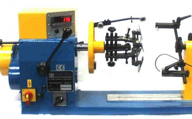 سیم پیچی استاتور آرمیچر مدلAW-1 Armature Winding Machine ساخت وایتلگ انگلستان