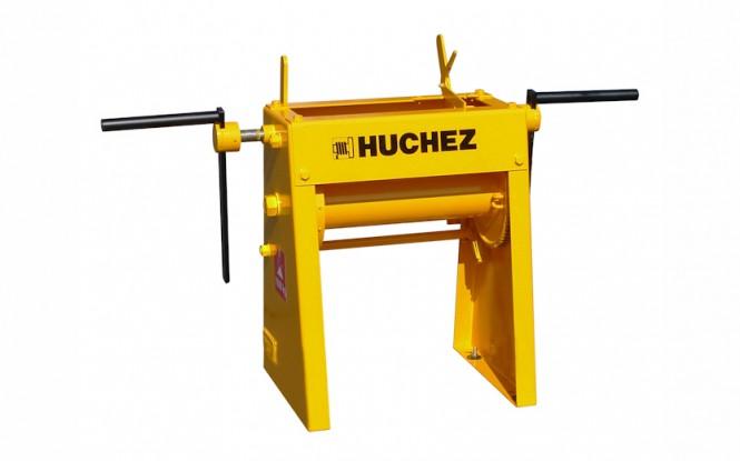 وینچ دستی کشنده عمودی با ظرفیت 7500 کیلوگرم مدل 659 winch ساخت هوچز فرانسه